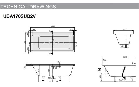 villeroy and boch bathtub villeroy and boch subway duo rectangular bath uk bathrooms