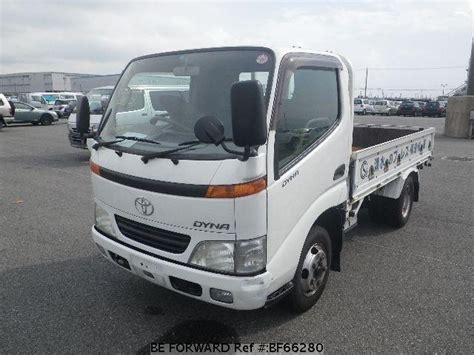 Toyota Dyna Used Used 2000 Toyota Dyna Truck Kk Xzu306 For Sale Bf66280