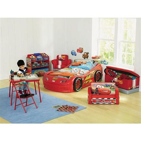 toys r us car bed little tikes disney pixar s cars the movie lightning