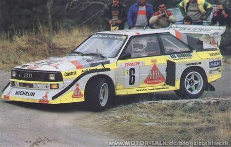 Rally Autos 80er by Rallye Legenden Der 70er 80er Jahre Stahlwerk