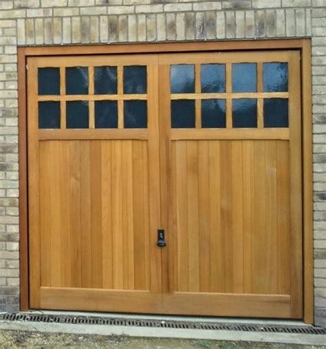 Wooden Garage Doors In Depth Wooden Garage Doors Wessex Garage Doors