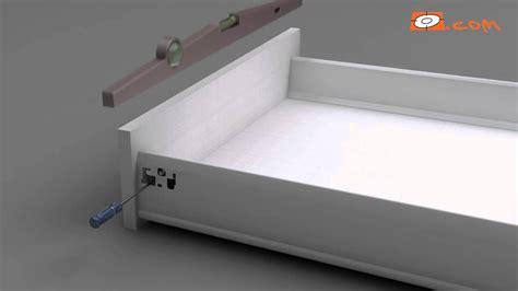 four encastrable tiroir coulissant meuble colonne tiroir conception architecture decor