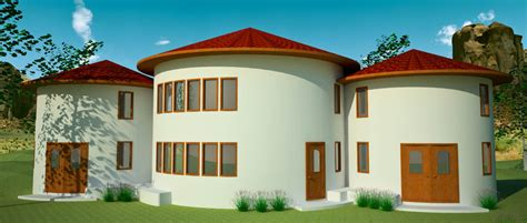 sandbag house designs round house earthbag house plans