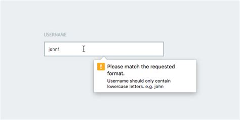 input pattern for name validation html5 form validation with the pattern attribute