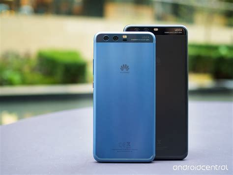 best huawei best huawei phones android central