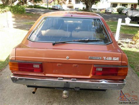 Toyota T18 Retro T18 Toyota Coupe 2 Door Machine
