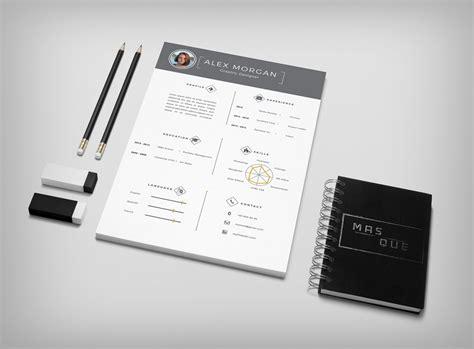 minimalist writing software free minimalist resume template cover letter ai file