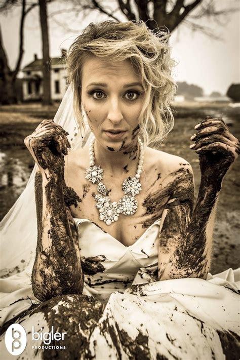 5 Ways To Be Trashy In Your Wedding Dress 28 ways to trash your wedding dress