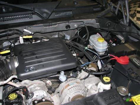 Jeep 4 7 L Engine 2002 Dodge Durango Sport 4x4 4 7 Liter Sohc 16 Valve V8