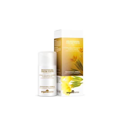 Brightening Series For Skin brightening forte 50ml organic series