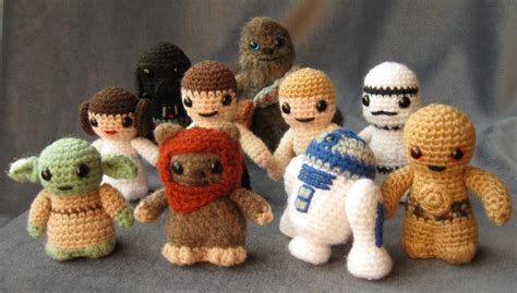 amigurumi wars awesome crochet patterns for wars