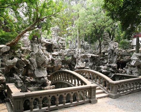 The Rock Center Detox Garden Grove by The Grove Garden 狮子林 Suzhou 苏州 China Is Known