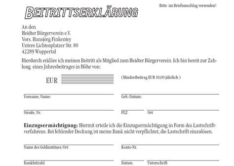 Muster Einladung Gründungsversammlung Verein Heidter B 252 Rgerverein 252 Ber Uns