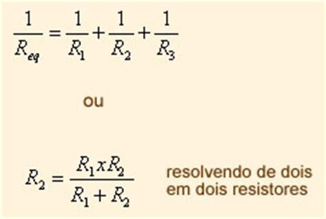 a resistencia do resistor equivalente da associação associa 231 227 o de resistores