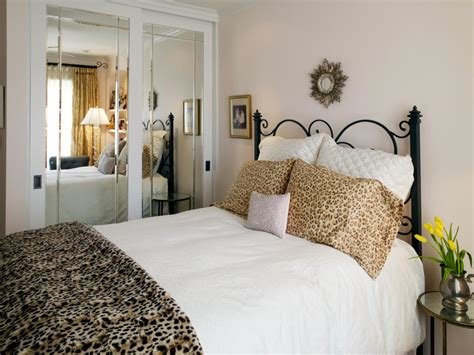 animal print bedroom decor budget bedroom ideas bedrooms bedroom decorating ideas hgtv