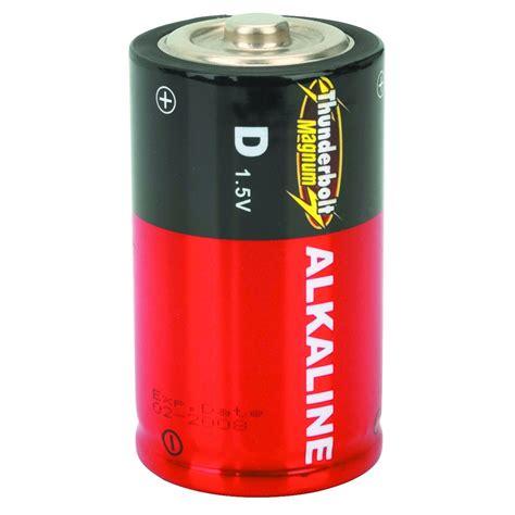 alkaline d cell batteries 6 pack