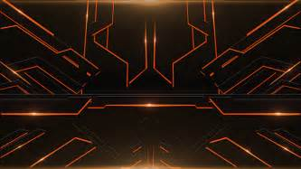 cyborg youtube banner by orion on behance