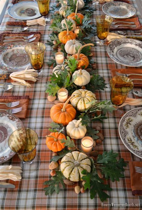 fall table settings ideas best 25 thanksgiving table settings ideas on
