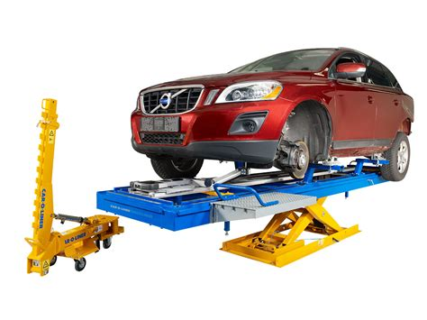 car bench unibody frame alignment images