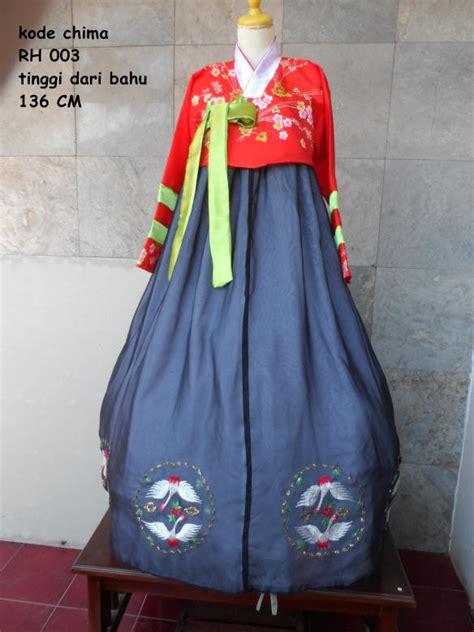 Hanbok Import Korea Murah sewa hanbok murah ritsuflame hanbok