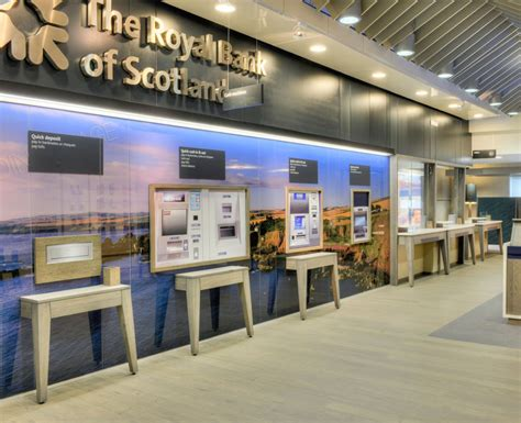 bank of scotland banking royal bank of scotland retail banking concept graven