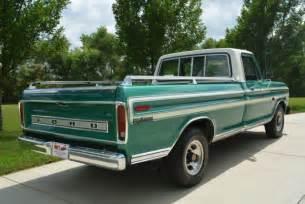 1976 ford f150 explorer 1976 ford f150 explorer trailer special 360 v8 auto 85 000