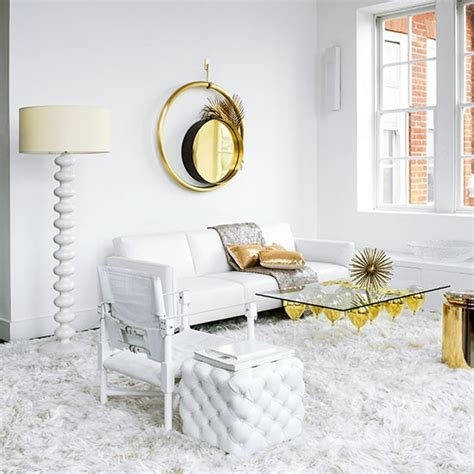 White And Gold Room Decor White And Gold Living Room Decorating Housetohome Co Uk