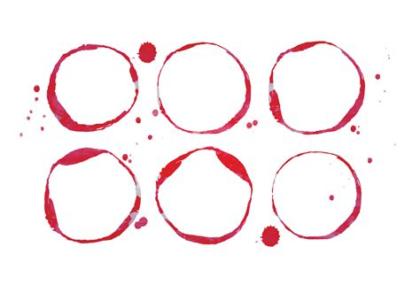 wine vector vector wine stains download free vector art stock
