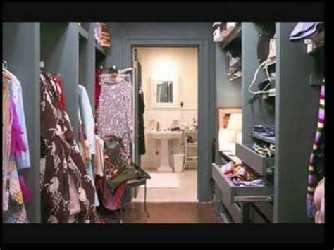 Carrie Bradshaw Closet by The Secret Of Carrie Bradshaw And The City