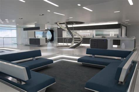 futuristic living room futuristic concept of earth living in quot oblivion quot founterior