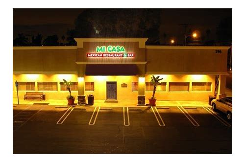 mi casa restaurant coupons