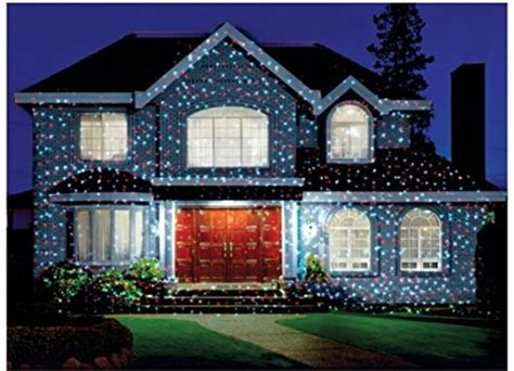 christmas light projector amazon star shower outdoor laser christmas lights star projector