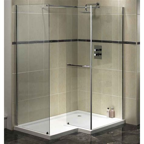 Bathrooms With Walk In Showers Trend Homes Walk In Shower Modern Design