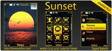islamic themes nokia c2 islamic theme for nokia x2 00 c2 01 x3 240 215 320