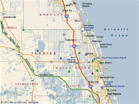Indian River County Search Usgs Water Resources Of The United States