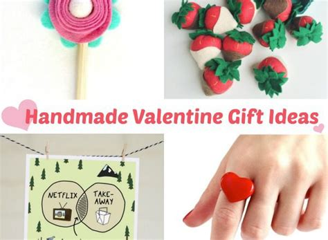 Handmade Valentines Gift Ideas - handmade everything handmade for the family
