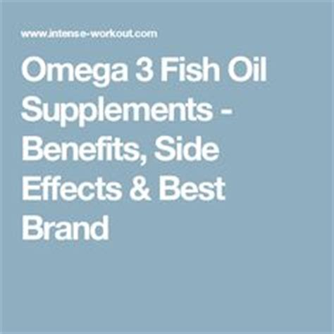 best omega 3 supplement brand 1000 ideas about best omega 3 supplements on