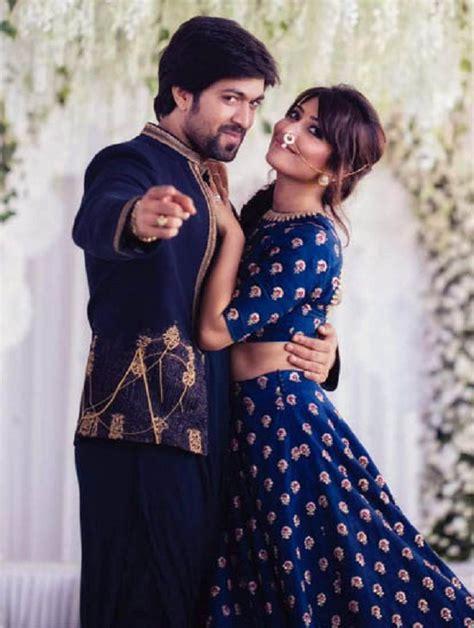 south actor yash age yash radhika pandit wedding here s how their love story