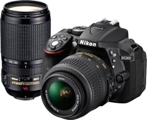 nikon d5300 price nikon d5300 dslr with kit lens af p dx nikkor 18 55