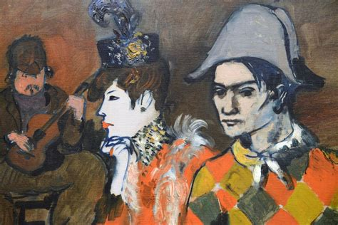 picasso paintings at the met pablo picasso 1905 at the lapin agile up new york