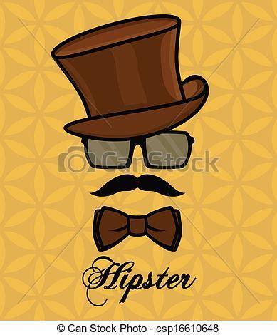 imagenes hipster para colorear eps vector de hipster csp16610648 buscar clipart