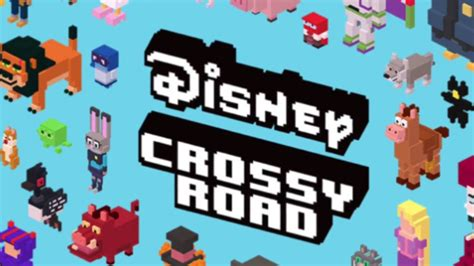 wiki how to all characters on cross road how to unlock all crossy road characters 2016 disney