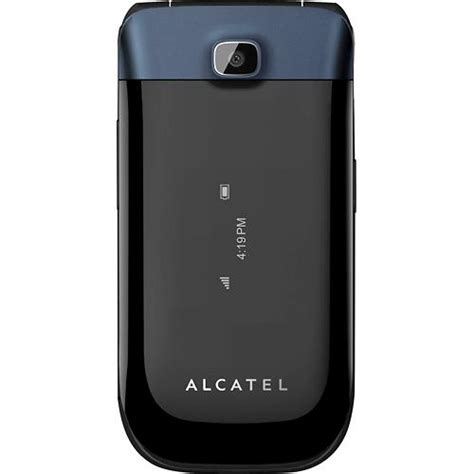 alcatel  bluetooth color camera flip  phone unlocked