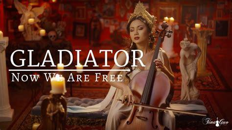 theme music to gladiator now we are free gladiator main theme tina guo youtube