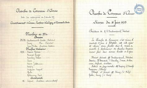 fichier pv travaux chambre de commerce arras 1914 1918 jpg