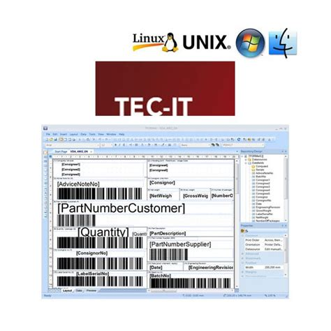 pattern programs in unix tbarcode x windows mac linux unix