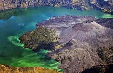 Terlaris Pasti Laris Map gunung barujari lombok meletus