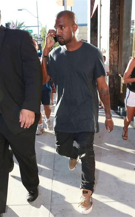 Ads Yeezy Boots Black Cooper rocking vans kanye west in the vault x wtaps