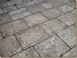 pavingexpert re jointing a patio or driveway