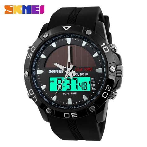Skmei Jam Tangan Analog Digital Pria Ad1202 2 skmei jam tangan analog digital pria ad1064e black
